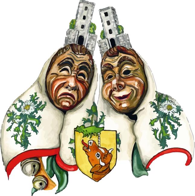 Schilpenzunft Buchheim e.V. Retina Logo